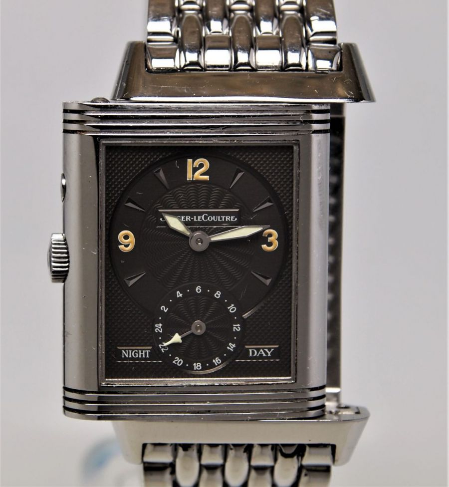 Jaeger Le Coultre Reverso Night and Day
