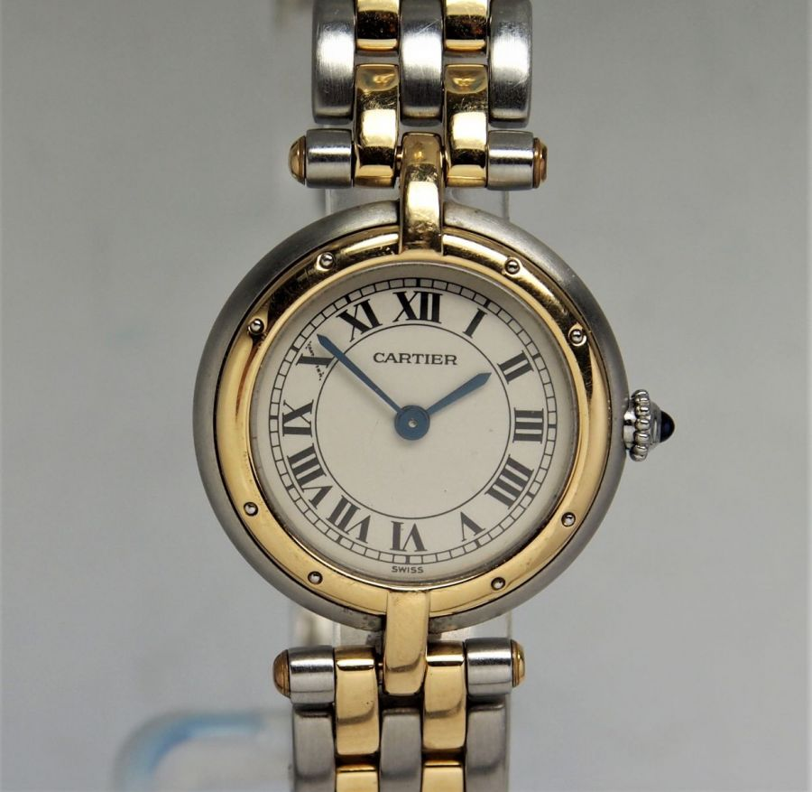 Cartier round Panthere