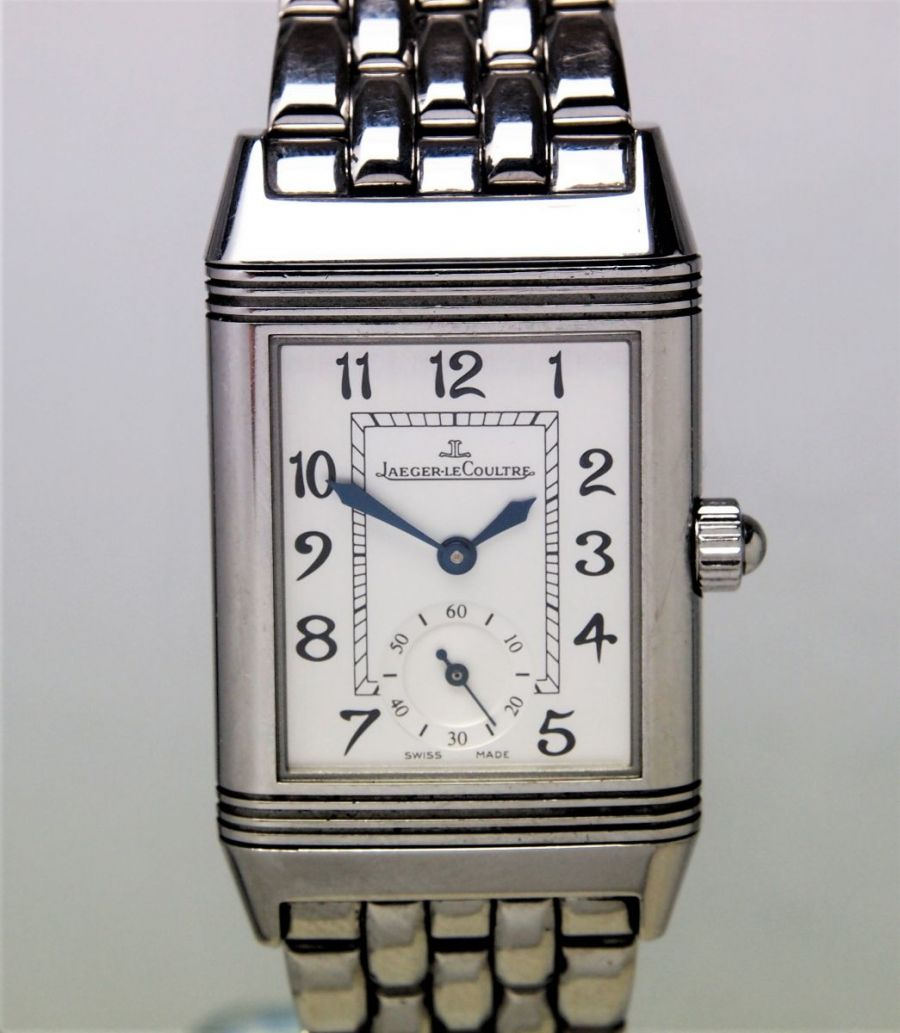 Jaeger Le Coultre Reverso Classic Duetto